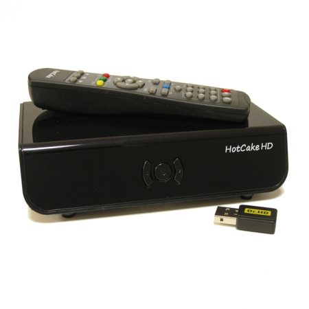 HotCake HD (CA + USB + Ethernet)