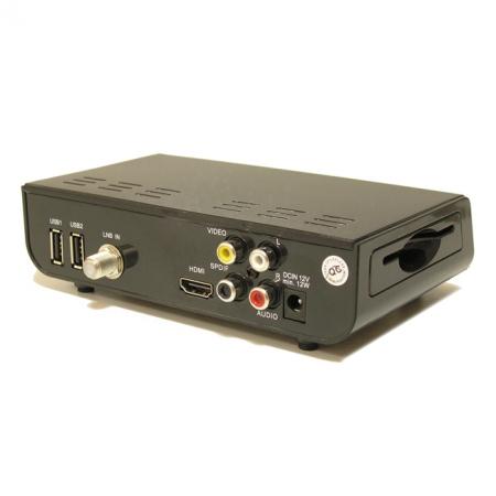 HotCake HD (CA + USB + Ethernet)